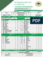 1 Pp-3 Match Summary Dewa Cup 4
