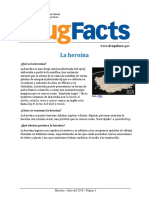 Drugfacts Heroin Spanish