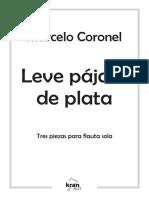 AL13 Leve Pajaro de Plata