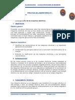 Informe Caracteristicas de Maquinas Electricas