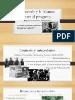 Unidad 8 Kennedy y la Alianza para el Progreso - Franky Díaz