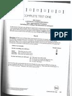 TOEFL Full Test 1
