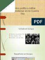Unidad 8 Doctrina Político-militar Estadounidense en La G Fría - José Manuel Clavijo