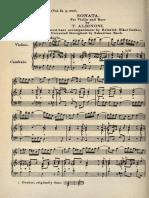 Albinoni_Violi Sonata Gerber Realized With Bach_solucion