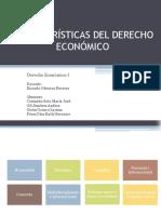 CaracterísticasDelDerechoEconómico