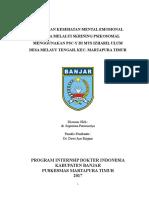 Mini Project dokter internship