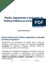 Introducción - Políticas Públicas Energéticas
