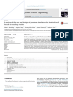 GRUPO C - A Review of the Use and Design of Produce Simulators for Horticultural Forced-Air Cooling Studies (1)