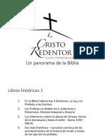 Panorama Biblico