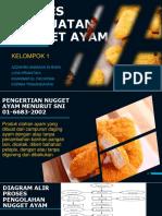 Proses Pembuatan Nugget Ayam