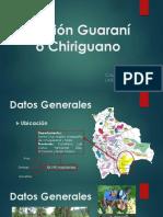 Nación Guaraní ó Chiriguano