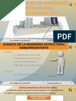 Avances de La Ingeniería Estructural Sismorresistente
