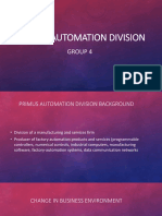 Primus Automation