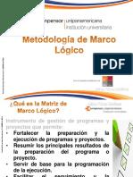 Metodologia Marco Logico