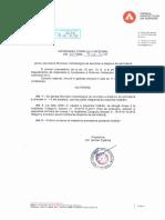 Hotarare Cn Oar Nr 1274 Aprobare Norme Metodologice Acordare Drept Semnatura PDF 1529669563