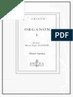 Aristoteles - Organon 1.epub
