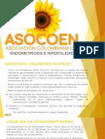 Asociacion colombiana de endometriosis e infertilidad