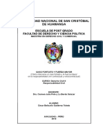 Monografía_Fuerza Mayor y Caso Fortuito