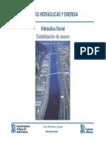 Estabilización de Causes y Ríos