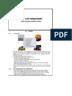 Fleet Management Using SAP