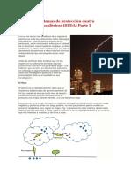 Diseño de Sistemas de Protección Contra Descargas Atmosféricas