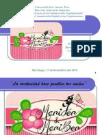 Plan de Marketing MariFer & MariBer Creaciones