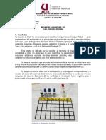 Práctica 6 - Reacción de Widal