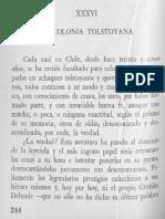La Colonia Tolstoyana