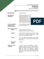 HDS SAC Lubricantes Básicos TRI-14