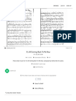 It's All Coming Back To Me Now free sheet music by Celine Dion _ Pianoshelf.pdf