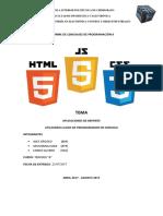 Informe de Lenguajes de Programación II