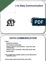 Ch 1(Data Communication)