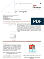 Análise Quantitativa por Cromatografia