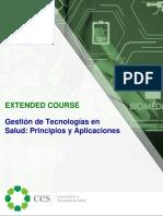 EC Gestion de Tecnologías en Salud Principios y Aplicaciones 2019
