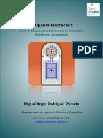 Problemas Propuesto de Máquinas Asincronas
