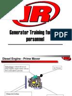 Basic Generator Training