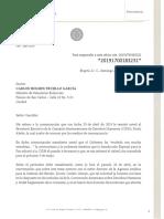 Cancillería le pide a la CIDH que cancele audiencia sobre la JEP