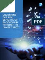 Unlocking Benefits of Blockchain