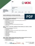 Programa - Electricidad Domiciliaria