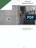 Hannerz. Exploración de la ciudad (selección).pdf