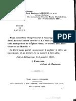 Le P. Jean de Cronstadt - A. Staerk O.S.B.
