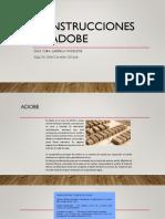 Construcciones en Adobe