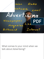 Advertising notes ppt