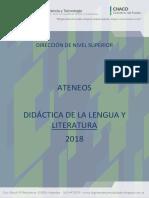Apunte Ateneo Para Lengua y Literatura-Araujo Castillo 2