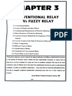 Conventional Relay  Vs Fuzzy Relay