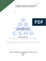 Manejo de Los Residuos Solidos en Las Instituciones Publicas San Isidro y Sagrada Familia de Ibague