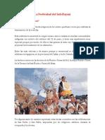 La Festividad del Inti-Raymi