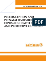 (NCRP  Report No. 174_)  - Preconception and Prenatal Radiation Exposure_ Health Effects and Protective Guidance-National Council on Radiation (2014).pdf