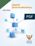 Planejamento Plurianual 2014 2016 (CARTTILHA)