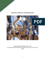 Ase022. Manual Para El Coordinador